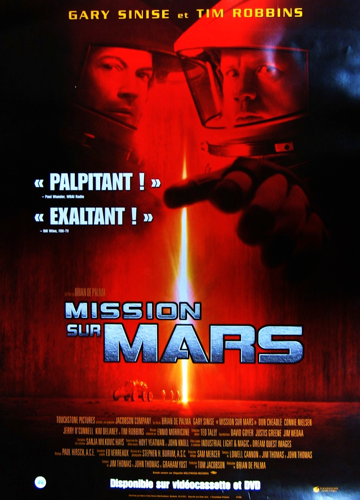 mission to mars poster - photo #18
