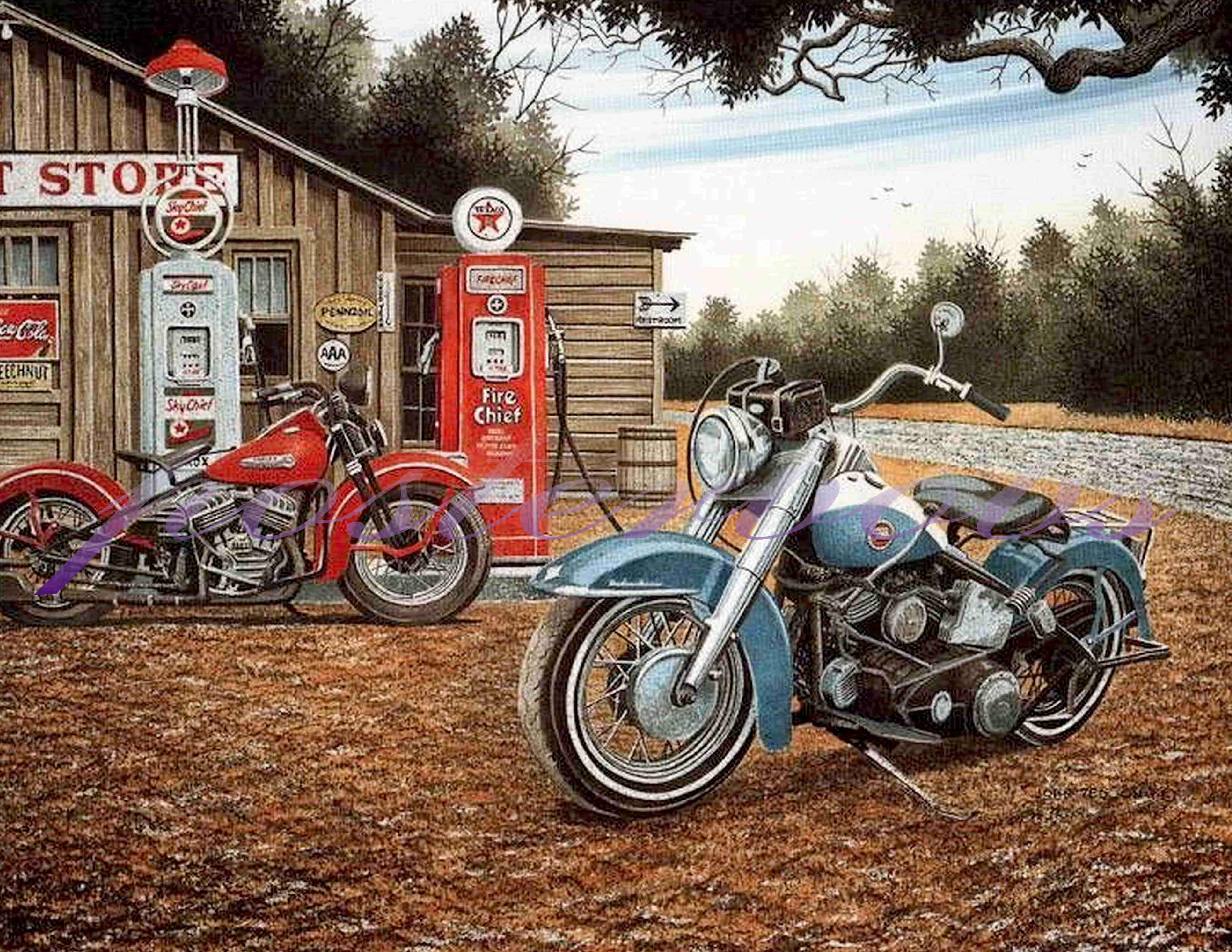 Uncategorized Motorcycle Pictures To Print vintage motorcycle prints giclee art print type b