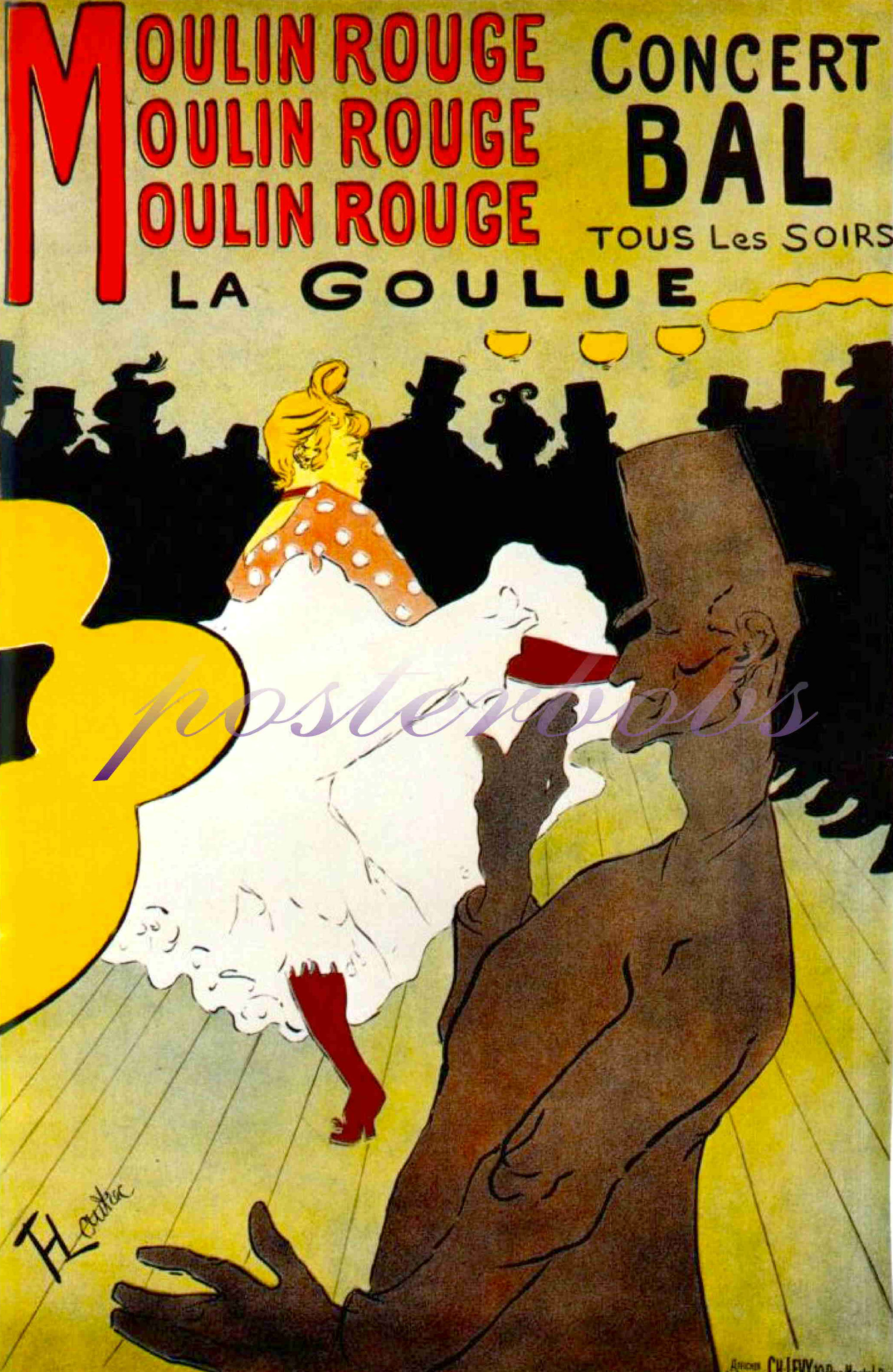 toulouse lautrec posters and prints. Black Bedroom Furniture Sets. Home Design Ideas